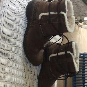 Ugg boots...